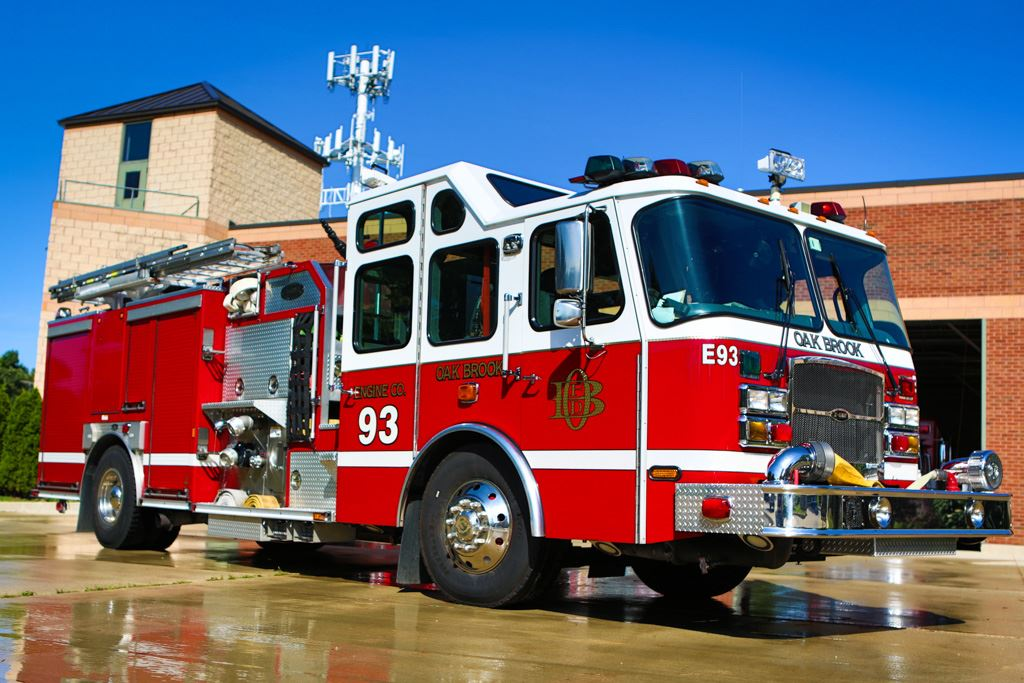 2004 Emergency One Cyclone II Pumper