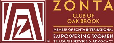 Zonta Club of Oak Brook Logo